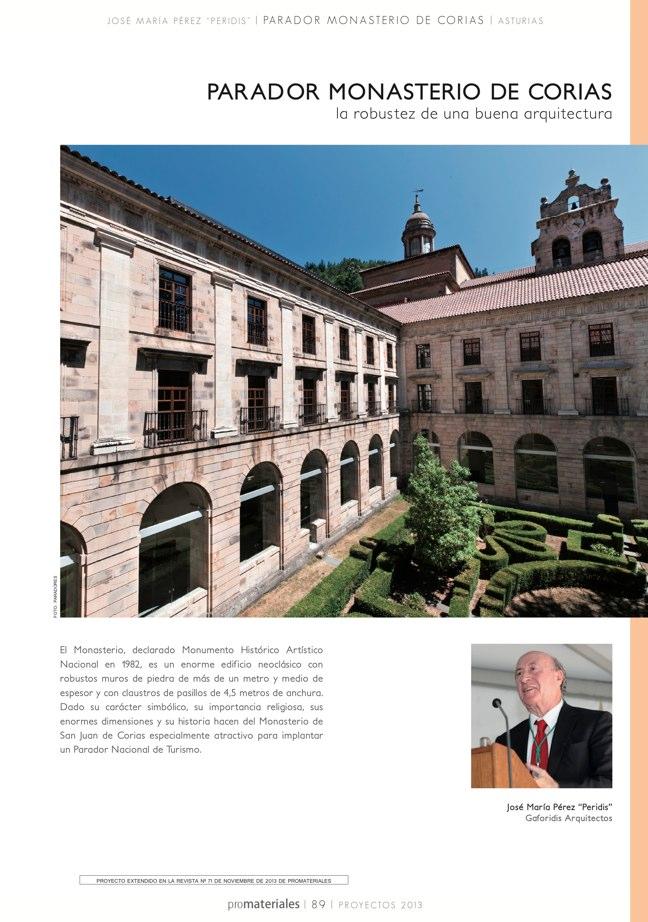 promateriales 72 I Revista de construcción y arquitectura actual - Preview 18