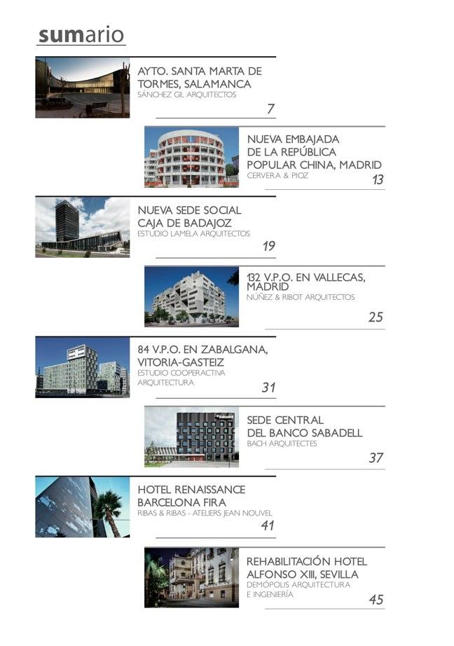 promateriales 72 I Revista de construcción y arquitectura actual - Preview 1