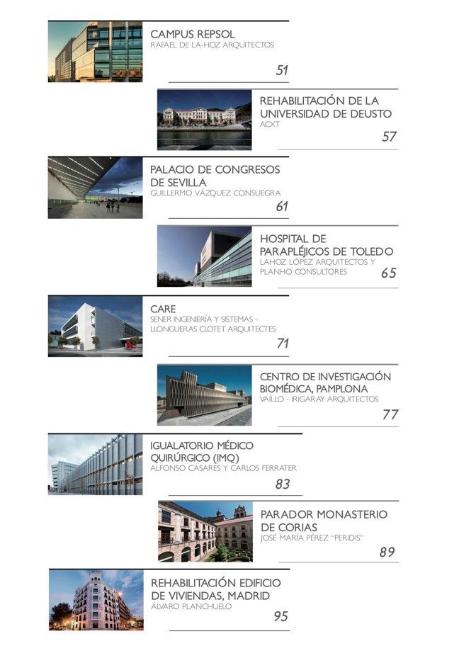 promateriales 72 I Revista de construcción y arquitectura actual - Preview 2