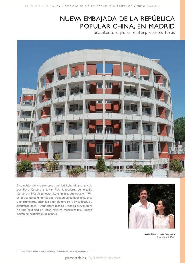promateriales 72 I Revista de construcción y arquitectura actual - Preview 4