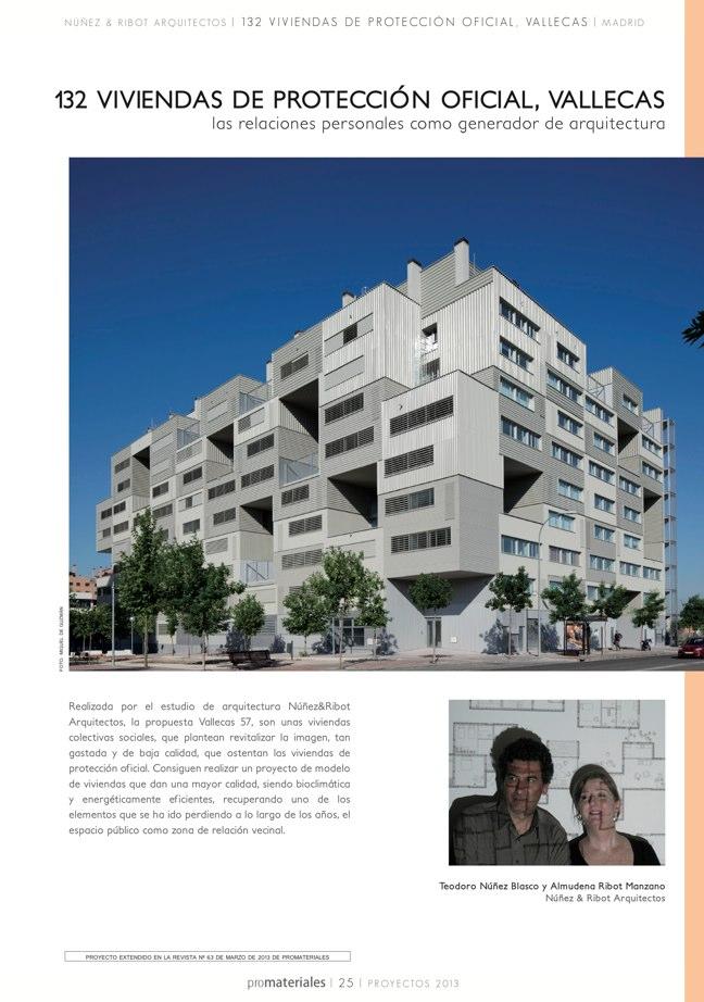 promateriales 72 I Revista de construcción y arquitectura actual - Preview 6