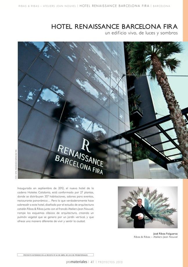 promateriales 72 I Revista de construcción y arquitectura actual - Preview 9