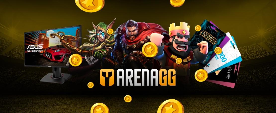 Entérate de las mejoras de ArenaGG: ¡más oro y más recompensas ...