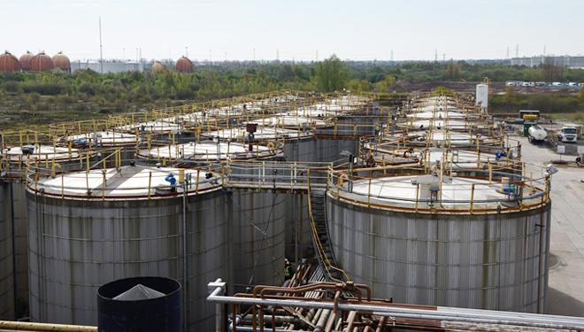 Argent Oil Terminal