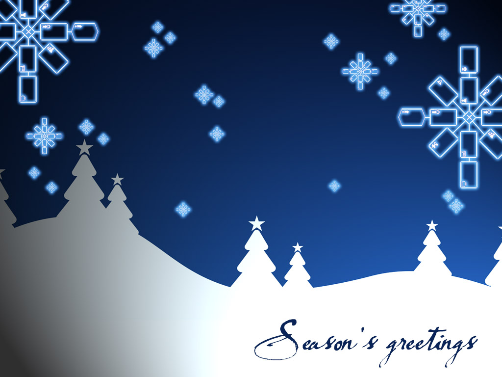 Seasons greetings wallpaper now available aris bpm community 1024x768g link is external m4hsunfo