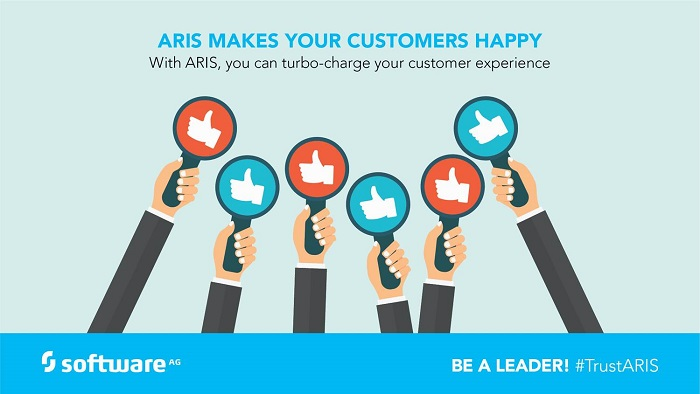 ARIS makes your customers happy