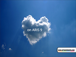 On cloud nine with ARIS