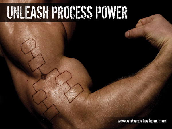 Unleash YOUR Process Power