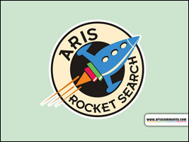 ARIS Rocket Search ecard
