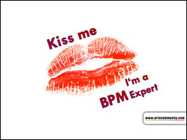 Kiss me! ecard