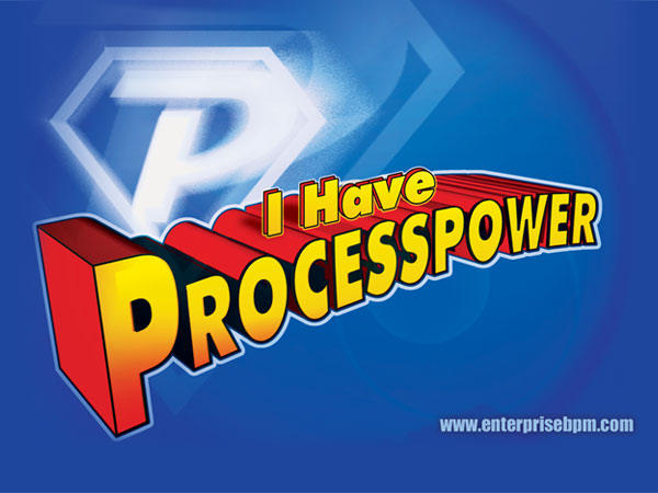 Reach Process Power with Enterprise BPM