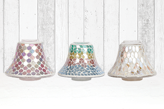 Candle Jar Lamp Shades