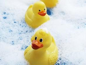 Bright Bubble Bath