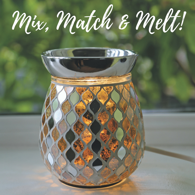 Mix match and melt