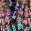 Cylinder 3D Electric Wax Melt Burner - Hanging Branch