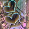 Cylinder 3D Electric Wax Melt Burner - Love