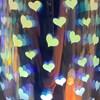 3D Ultrasonic Diffuser - Hearts