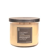 15oz Coconut Coral Soy