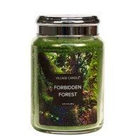 Forbidden Forest Village Candle 26oz Scented Candle Jar