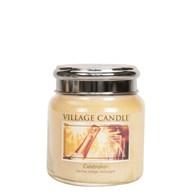 Celebration Village Candle 16oz Scented Candle Jar