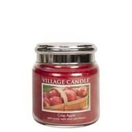 Crisp Apple Village Candle 16oz Scented Candle Jar