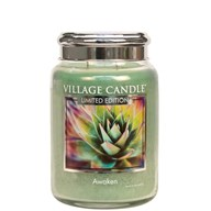 Awaken Village Candle 26oz Scented Candle Jar - Metal Lid
