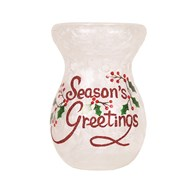 Season's Greetings Wax Melt Burner 14cm