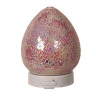 LED Ultrasonic Diffuser - Pink Crackle