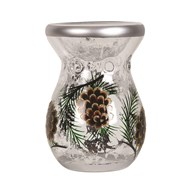 Gold Pinecone Wax Melt Burner 14cm