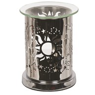 Mirror Wax Melt Burner - Sun Star Moon