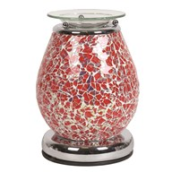 Touch Electric Wax Melt Burner - Vesta Mosaic
