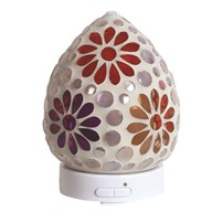 LED Ultrasonic Diffuser - Multi Floral