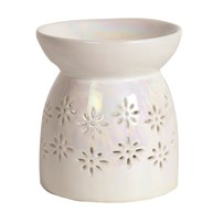 Wax Melt Burner - Lustre Floral
