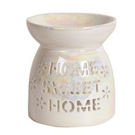 Wax Melt Burner - Lustre Home Sweet Home