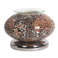Electric Wax Melt Burner Touch - Natural Mosaic Ellipse
