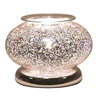 Electric Wax Melt Burner Touch - Glitter Star Ellipse