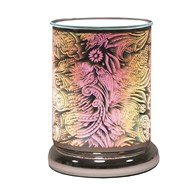 Electric Wax Melt Burner Touch - 3D Paisley