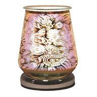 Electric Wax Melt Burner Touch - 3D Paisley Urn