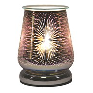 Electric Wax Melt Burner Touch - 3D Fountain Urn