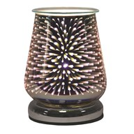 Electric Wax Melt Burner Touch - 3D Shooting Star Urn