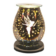 Electric Wax Melt Burner Touch - 3D Fairy Oval