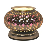 Electric Wax Melt Burner Touch - 3D Star Ellipse