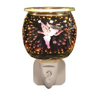 Wax Melt Burner Plug In - 3D Fairy