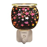 Wax Melt Burner Plug In - 3D Star