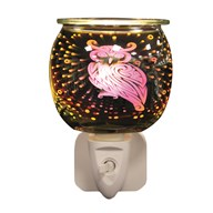 Wax Melt Burner Plug In - 3D Owl