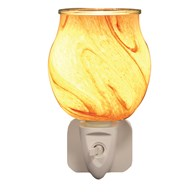Wax Melt Burner Plug In - Natural Swirl