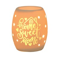 Electric Wax Burner – Ceramic Home Sweet Home