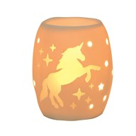 Electric Wax Burner – Ceramic Unicorn