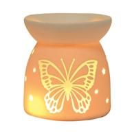 Wax Melt Burner - Ceramic Butterfly