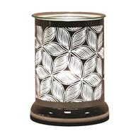Electric Wax Melt Burner Touch - 3D Floral